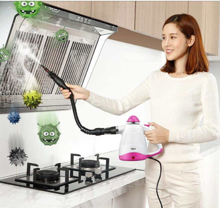 220V Multifunctional handheld high-pressure steam cleaner car window washer Household Home Office Room Cleaning Appliances