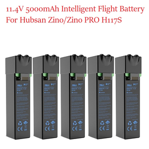 Original 11.4V 5000mAh Intelligent Flight Battery for Hubsan Zino/Zino PRO H117S RC Drone Quadcopter Spare Parts 11.4V battery