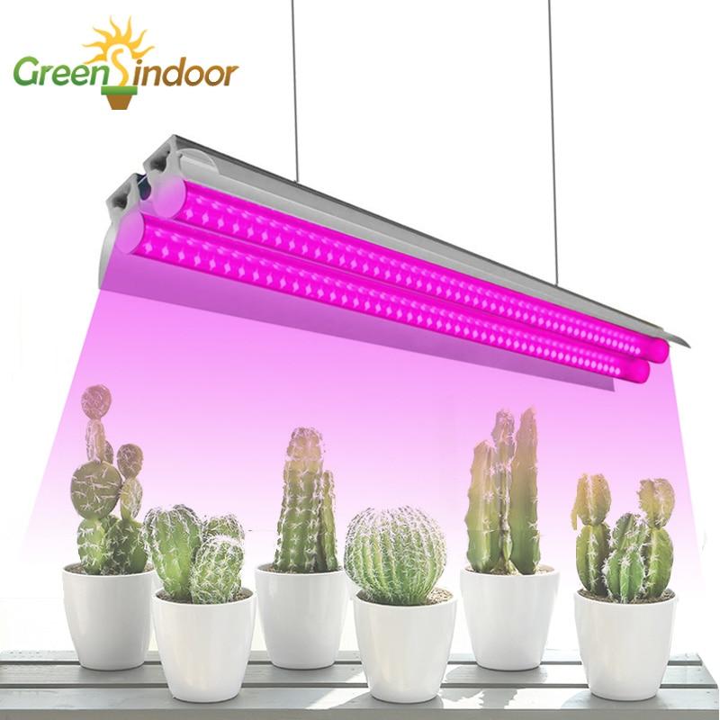 Full Spectrum LED Grow Light Cactus Succulent Grow Lights Phyto Lamp Fitolamp Phytolamp For Indoor Plants Flowers Growing Lamp