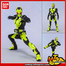 Фигурка BANDAI водителя тамаши (SHF), экшн фигурка Kamen Rider ZERO ONE, поднимающийся бункер «Kamen Rider ZERO ONE»