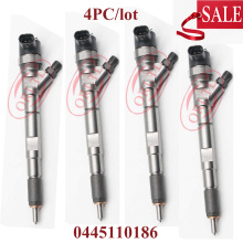 Sprayer-Injector ORLTL 0445-110-186 Libero/starex Common-Rail for Hy Undai KIA 4pc 4pc