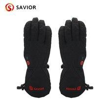 Лыжные перчатки с электрическим подогревом для женщин и мужчин