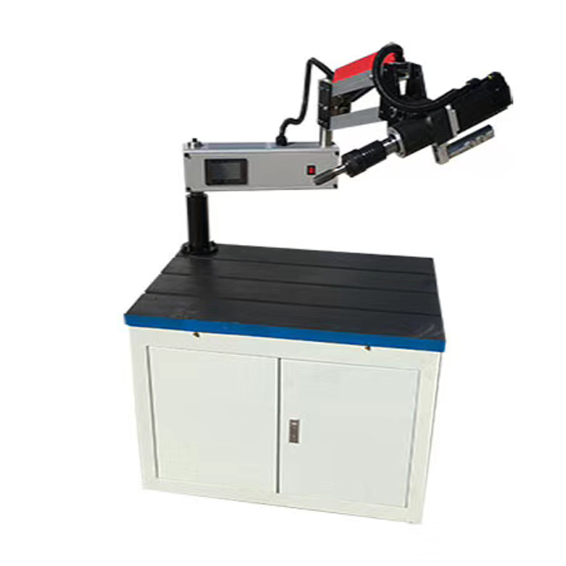 Magnetic Drill And Tapping Machine Flange Nut Tapping Machine Threading Machine Tapping Machine