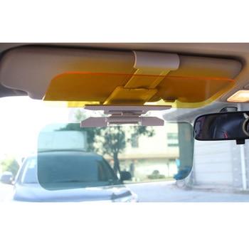 1pc The High Beam Car Windshield Sun Visor Day And Night Vision Anti-glare Sunshade Driving Mirror Anti-glare Visor фото