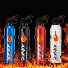 Car-Fire-Extinguisher Flame-Fighter Home Mini with Hook Dry-Chemical Safety for Office