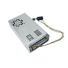 External 0-5V/0-10V control voltage adjustment 500W/600W DC adjustable switching power supply