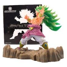 Фигурка из японского аниме «Драконий жемчуг Z WD Brolli Hair Super Duel», мультяшная модель из ПВХ, детские игрушки, мир, персонаж Арена
