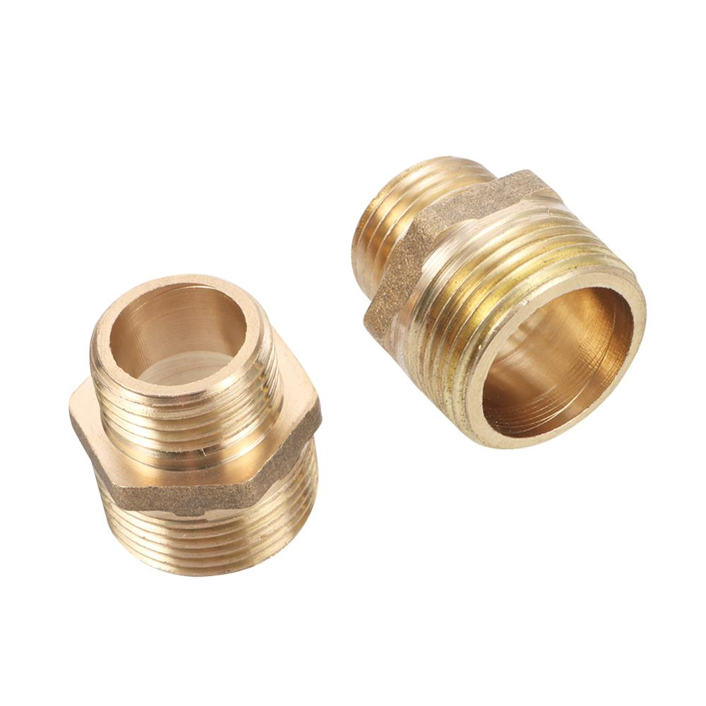3 Pcs Brass 1/2