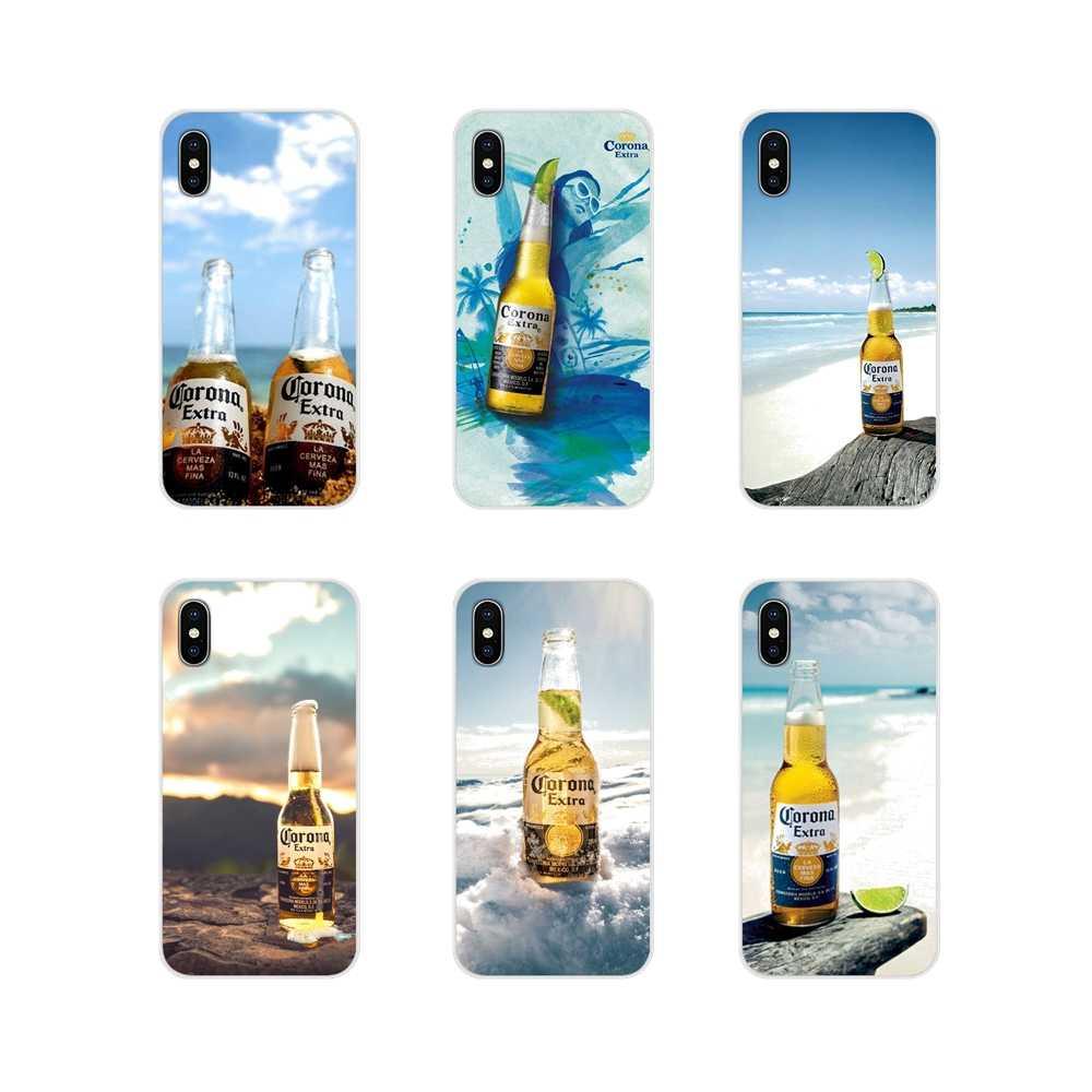 Para Apple IPHONE XR Funda de Silicona Brillante Oro Corona
