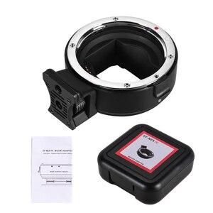 Image 5 - تمديد أنابيب عدسة محول تركيب حلقة عالية التركيز التلقائي متوافق مع كانون EF/EF S جبل عدسة لسوني كاميرا الإطار الكامل