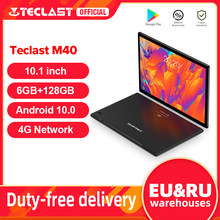 Teclast m40 10.1 tablet tablet android 10 tablet 6gb ram 128gb rom unisoc t618 octa núcleo 4g rede tablets pc 1920x1200 duplo wifi tipo-c