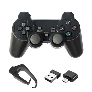 2.4G Wireless Gamepad For PS3 / PC / Android / TV Box Game Controller Joystick For Phone Controller With Micro USB Or Type C