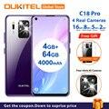 OUKITEL C18 Pro 6,55