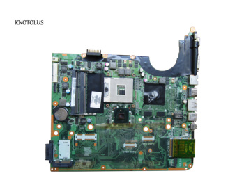 600862-001 Free Shipping motherboard for HP Pavilion DV7 DV7T DV7T-3100 motherboard 100% working