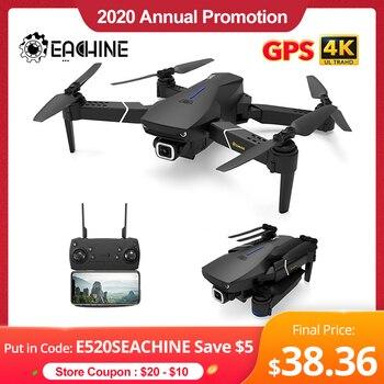 Eachine E520S Drone 4K Profesional RC Quadcopter de GPS Dron con 5G...