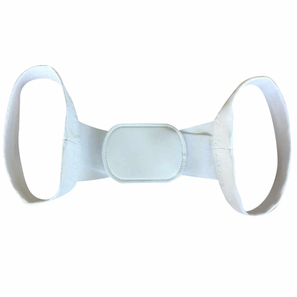 Dispositif correcteur de Posture confortable soutien du dos bretelles épaules ceinture poitrine