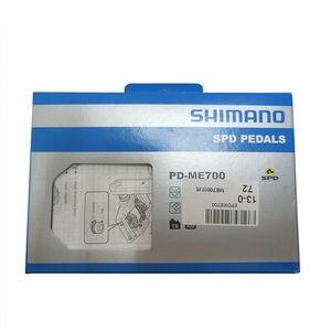 """Image 3 - SHIMANO GRX פ""""ד ME700 SPD שביל מתכוונן יציב דוושת עם רחב משטח 11 מהירות עבור אנדורו MTB אופני הרי אופניים שחור"""