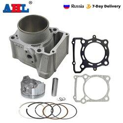 Motorcycle Engine Parts For KAWASAKI KLX250 1993-2018 KLX300 1996-2007 Air Cylinder Block & Piston Kit & Head & Base Gasket Kit