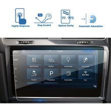 Автомобильная Мультимедийная защита экрана LFOTPP для гольфа 7/Golf, вариант 2018, автомобильная навигация, сенсорный экран, автомобильная внутрен...