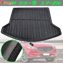Accessori auto per Mazda CX-5 CX5 KF 2017 2018 2019 2020 2021 tappetino bagagliaio bagagliaio posteriore Cargo Liner piano vassoio protezione tappeto