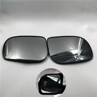 Soarhorse car rear view side mirror glass Lens wing mirror glass with Heated For Subaru Forester 2011 2012|side mirror glass|wing mirror glass|wing mirror -