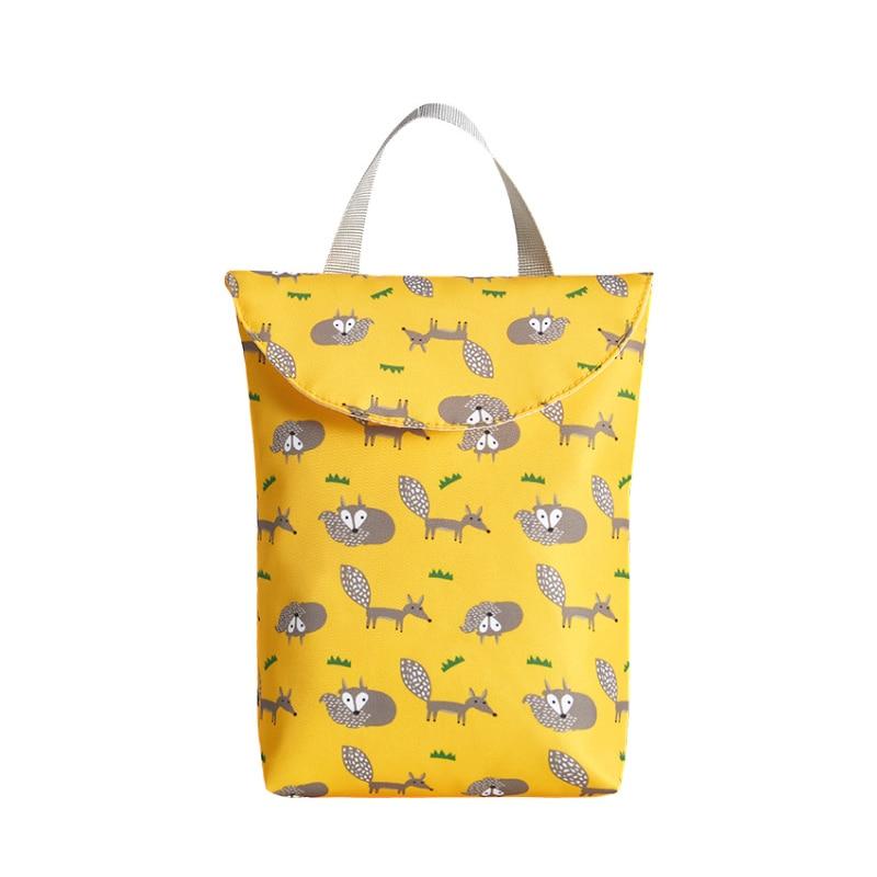 Hot Sale Multifunctional Baby Diaper Bags Reusable Fashion Waterproof Diaper Organizer Portable Big Capacity Mummy Bag Wholesale