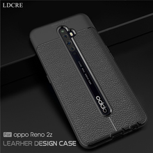 цена на For Oppo Reno 2z Case Cover Silicone Shell Rubber Soft Back Bussiness Style Phone Case For Oppo Reno 2z Cover For Oppo Reno 2z