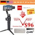 Zhiyun Smooth 4 Q2 Vlog Live 3-осевой портативный смартфон сотовый телефон видеокамеры Стабилизатор для iPhone Xs Max X 8 7 и samsung S9  S8 и экшн Камера