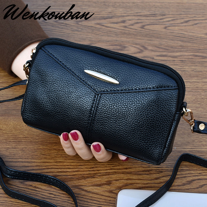 Crossbody Bags For Women 2020 Purses And Handbags Female Fashion Clutch Bag Ladies Hand Bags Vintage Leather Small Bag Sac