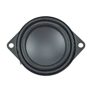 Image 4 - GHXAMP 1.5inch 40MM Neodymium Full Range Speaker Bluetooth speaker composite pot bottom rubber edge 8 ohm 3W 2PCS