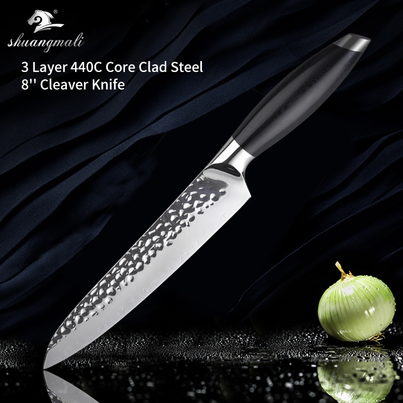 8 Inch Cleaver Knife