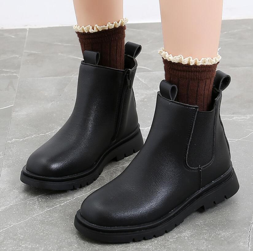 antiderrapante quente criancas botas sapatos 26 36 03