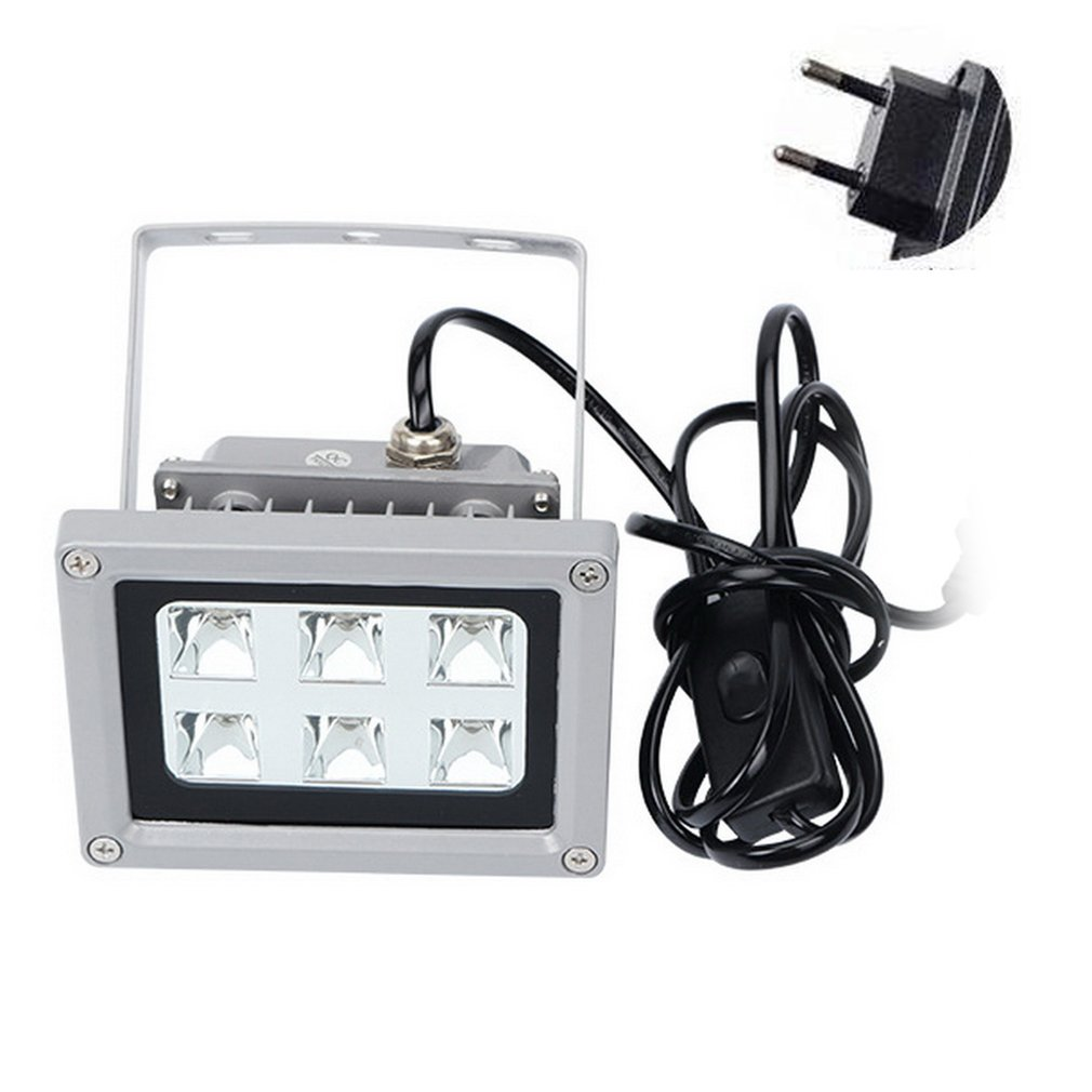 110-260V 405nm UV LED Resin Curing Light Lamp For SLA DLP 3D Printer Photosensitive Accessories Dropshipping