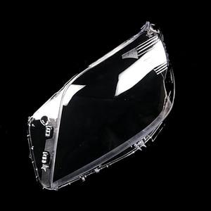 Image 4 - ไฟหน้ารถเปลี่ยนเลนส์ด้านหน้าโปร่งใสอัตโนมัติสำหรับ Toyota Prado 2009 2010 2011 2012 2013ไฟหน้าโปร่งใส