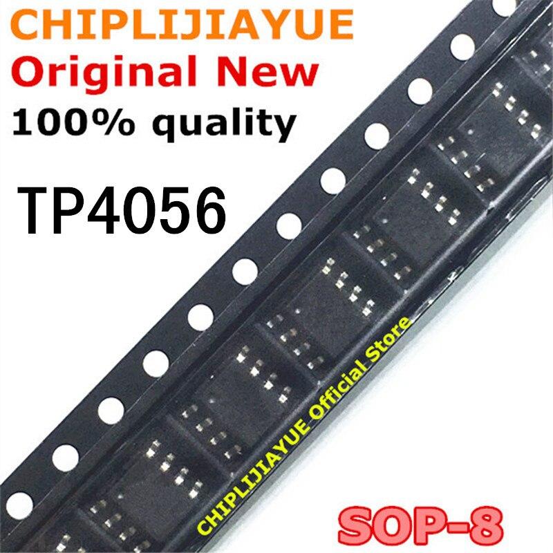 100 шт. TP4056 SOP8 4056 4056E TC4056A TP4056E SOP-8 SOP SMD новый и оригинальный IC чипсет