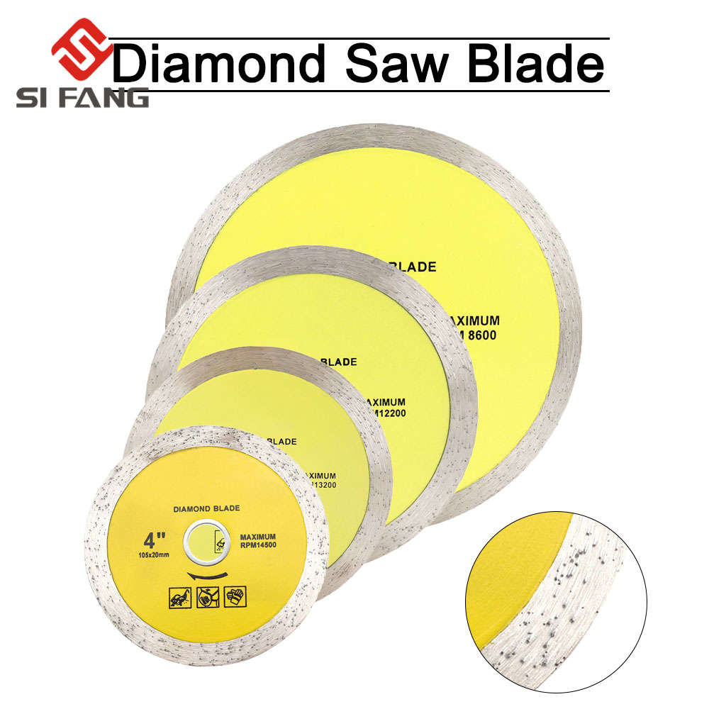 105mm 115mm 125mm 180mm 230mm Diamond Saw Blade Jade Gemstone Crystal Agate Cutting Disc Slice