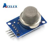 MQ-2 MQ2 de Gas de humo butano GLP hidrógeno Detector Sensor de Gas módulo para Arduino