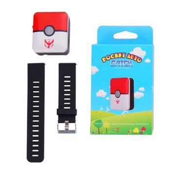 Pokemon Go Plus Auto Catch bransoletka nadgarstek cyfrowy zegarek Bluetooth ładowanie przełącznik pasmowy akcesoria do gier tanie i dobre opinie TAKARA TOMY Anime zegarek CN (pochodzenie) PIERWSZA EDYCJA Na baterie Peryferyjne 6 lat Japonia 1 12 Produkty na stanie