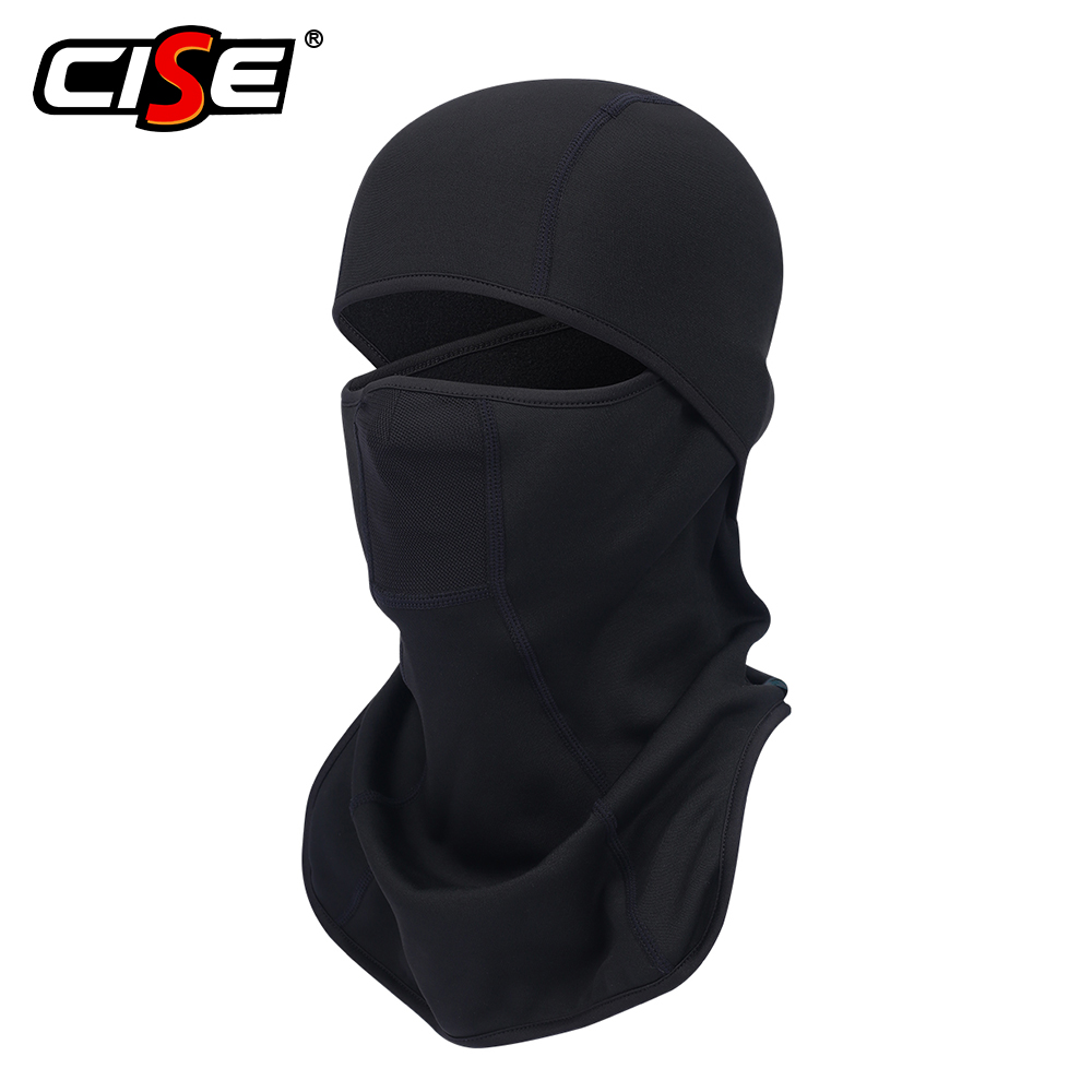 Winter Motorcycle Balaclava Full Face Mask Warmer Fleece Helmet Liner Ski Biker Snowboard Moto Motocross Face Shield Kids Adult