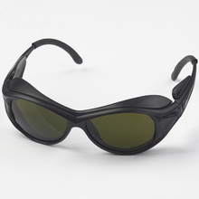 лучшая цена 800-1700nm laser safety eyewear with o.d 4+ ce certified for 808 980 1064nm lasers