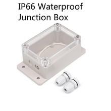 IP66 Wasserdicht Junction Box Wasserdicht Fall Wasser-beständig Shell Für Sonoff Grundlegende/RF/Dual/Pow Für weihnachten Baum Lichter SONOFFF