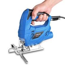 710W Electric Curve Saw Manual Metal Wood Circular Cutting Jig 2 Saw Blade Home Woodworking Scroll Sweep Saw Kit Power Tool цены онлайн
