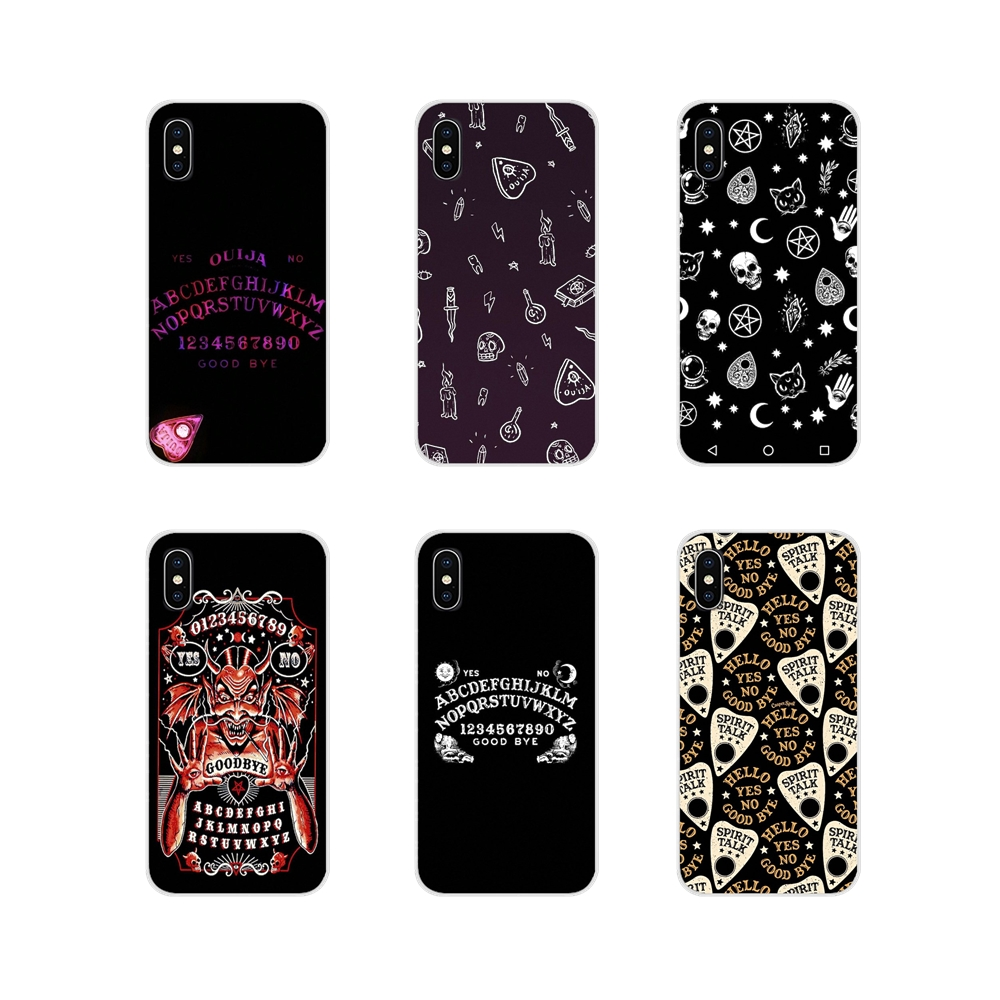 Accessories Phone Shell Covers For <font><b>Samsung</b></font> <font><b>Galaxy</b></font> S2 <font><b>S3</b></font> S4 S5 Mini S6 S7 Edge S8 S9 S10E Lite Plus Ouija <font><b>Board</b></font> image