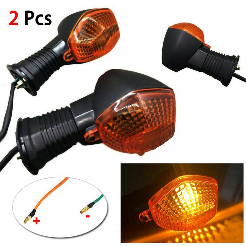 2PCS Motorcycle Indicator Lamp For Suzuki GSF 600/650/1200/1250 N/S Bandit GSF1250SA DL Motorcycle Turn Signal Light