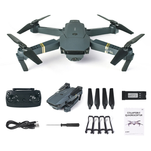 Mini Drone 4k Hd Camera Long Flytime Rc Helicopter Wifi Drone 4k 4 K Profesional Selfie Remote Control Dron 6ch Battery Wifi Toy
