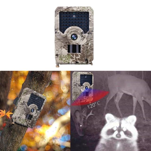 Waterproof Hunting Trail Camera PIR Cam Farm Garden Animals Cameras Video Record Wildlife Night Vision 12MP IR Hunting Camera 5