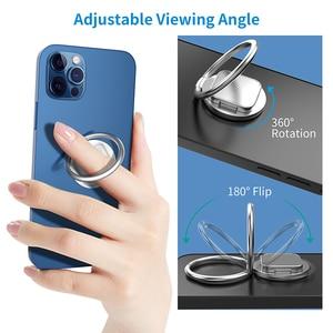 Image 2 - 전화 벨트 클립, iphone X,8,8 Plus 7 및 삼성 Galaxy Note 8,S8 또는 모든 휴대 전화 용 퀵 마운트가있는 범용 홀더