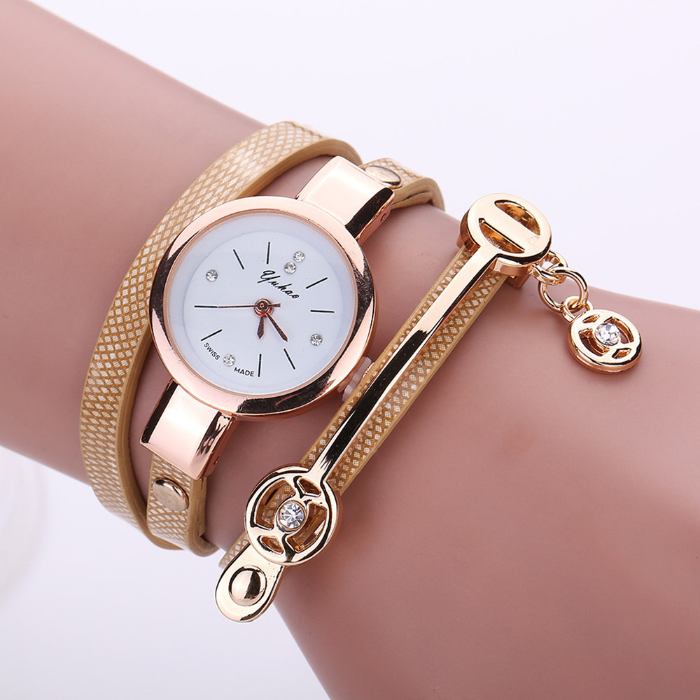 Fashion Women Bracelet Watches Ladies Dress Clock Casual Simple Analog Quartz Wristwatches Relogio Feminino Gift Drop Shipping (6)