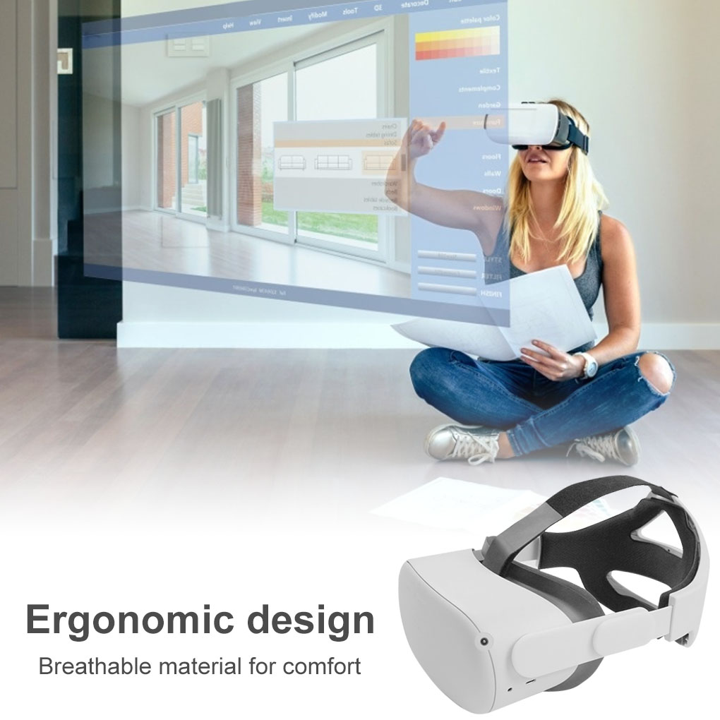 VR Head Strap For Oculus Quest Consumer Electronics VR/AR Devices