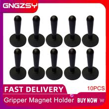 CNGZSY 10pcs Magnetic Sticker Holders Strong Vinyl Film Gripper Carbon Foil Sign Crafts Wallpaper Sucker Car Styling Tools 10A12